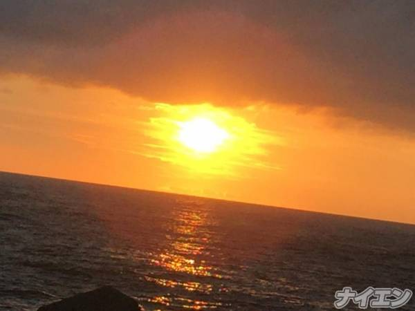 松本デリヘルPrecede(プリシード) せりか(45)の8月10日写メブログ「♫日本海の夕陽♫」