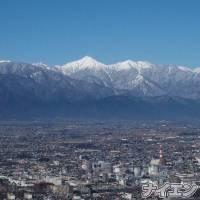 松本デリヘルPrecede(プリシード) せりか(45)の12月9日写メブログ「♫白い山並み♫」
