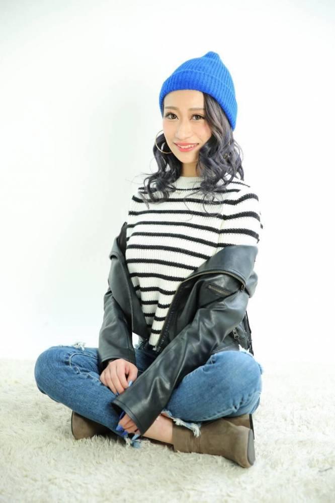 のカバーガールグラビア Lune LYNX 黒服のsarimo.(22),yuuki() 4枚目