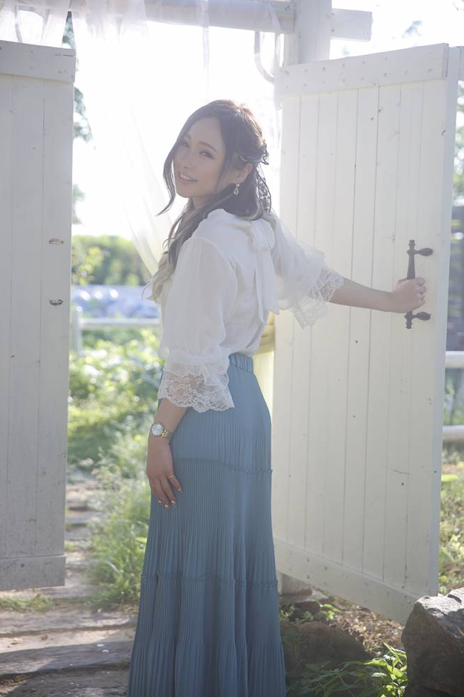のカバーガールグラビア La.DOUBLE 桜咲 静華() 5枚目