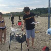 新潟駅前キャバクラ 「夏本場!海と白い太陽とBBQ」3枚目