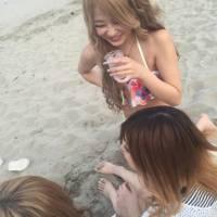 新潟駅前キャバクラ 「夏本場!海と白い太陽とBBQ」2枚目