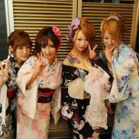 新潟駅前キャバクラ Lune LYNX(ルーンリンクス)「LYNX浴衣デー♪」1枚目