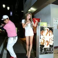 新潟駅前キャバクラ Lune LYNX(ルーンリンクス)「リンクスさんTシャツデイ」1枚目