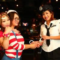 新潟駅前キャバクラ 「CLUB LYNXさんコスプレDAY」4枚目