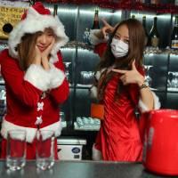 新潟駅前ガールズバー 「Fall様一足早いクリスマス♪」2枚目