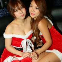 新潟駅前キャバクラ Club Un plus(アンプラス)「MerryChristmas♪アンプラス♪」4枚目