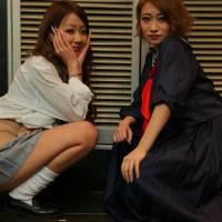 新潟駅前キャバクラ 「リンクス様コスプレデー」2枚目