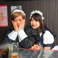 新潟駅前ガールズバー 「フォールさんこすぷれday♪」6枚目