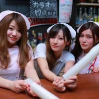 新潟市東区ガールズバー 「なんとも色っぽい宴が催されてます!」3枚目