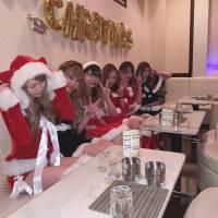 新発田市キャバクラ 「クリスマスParty☆」4枚目