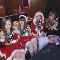 新発田市キャバクラ 「クリスマスParty☆」2枚目