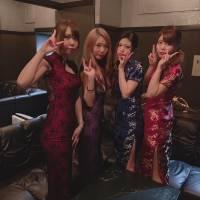 新発田市キャバクラ 「チャイナコスプレDAY♪」5枚目