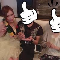 新発田市キャバクラ 「しずか BIRTHDAY★」6枚目