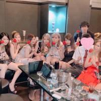 新発田市キャバクラ 「シズカさんbirthday event」4枚目