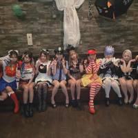 新発田市キャバクラ La.DOUBLE(ラ.ダブル)「ハロウィンコスプレデー♪」1枚目