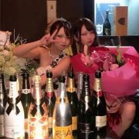 新発田市キャバクラ La.DOUBLE(ラ.ダブル)「ルイさんバースデーイベント」2枚目