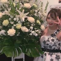 新発田市キャバクラ La.DOUBLE(ラ.ダブル)「ルイさんバースデーイベント」3枚目