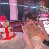 新発田市キャバクラ La.DOUBLE(ラ.ダブル)「りおなさんbirthday event」6枚目