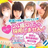 新潟ソープ 全力!!乙女坂46(ゼンリョクオトメザカフォーティーシックス)のナイトナビ割引