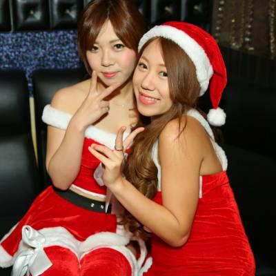 新潟駅前キャバクラ Club Un plus(アンプラス)「MerryChristmas♪アンプラス♪」1枚目