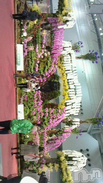 新潟駅前キャバクラClub AQUA(クラブアクア) 彩瀬 りのの3月10日写メブログ「世界の蘭展」
