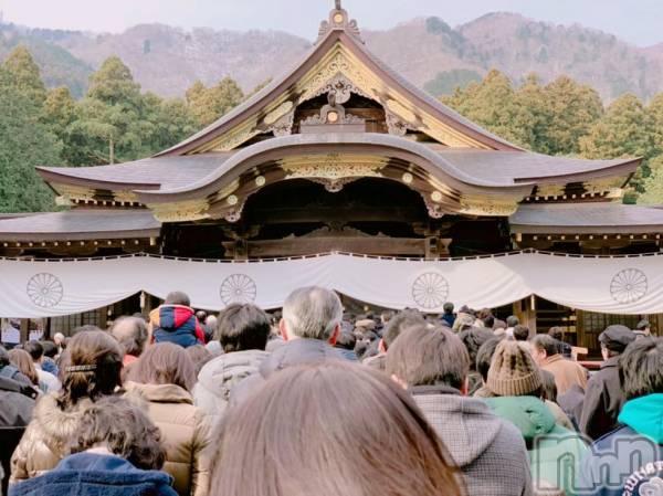 古町ガールズバーchou chou(シュシュ) ちーちゃんの1月9日写メブログ「あけましておめでとうございます。」
