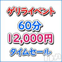 長岡デリヘル Spark(スパーク)の1月8日お店速報「60分12000円!ゲリライベント開催!」