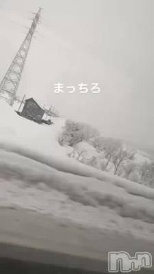 新潟デリヘル NiCHOLA(ニコラ) みる(20)の1月7日動画「雪❄︎」