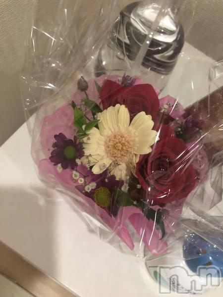 新潟駅前ガールズバーGIRLS BAR Peace(ガールズバー ピース) らんの5月18日写メブログ「可愛い可愛いお花」