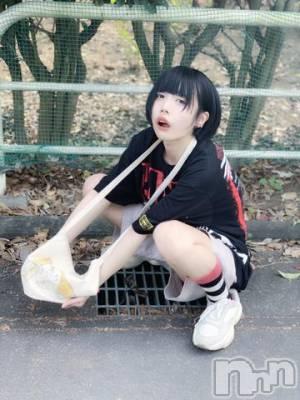 新潟駅前キャバクラCLUB 8(クラブエイト) ゆっっっ(20)の10月3日写メブログ「さよならばかちゃん」