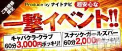 権堂その他業種(ナガノエリアスタッフ)のお店速報「長野市で開催!!一撃イベント上陸!」