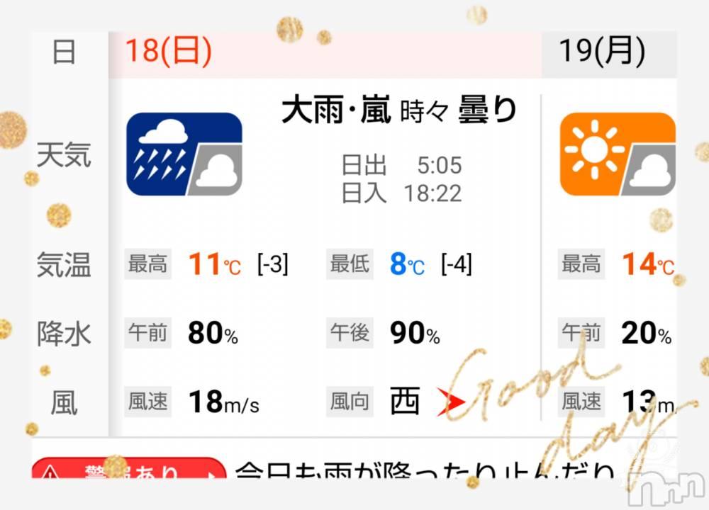 新潟メンズエステメンズエステtrinity(メンズエステトリニティ) 佐々木/ささき(34)の4月18日写メブログ「嵐?」