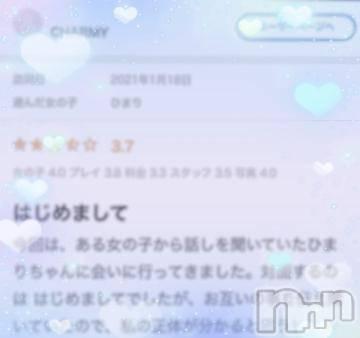 新潟ソープ 本陣(ホンジン) ひまり(22)の1月25日写メブログ「ありがとう???」