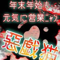 新潟デリヘル A naughty cat 悪戯猫(イタズラネコ)の12月31日お店速報「フリー限定激安39コース!+10分の手こきシステムも!」