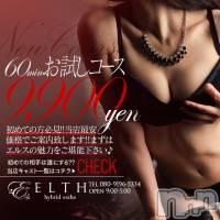 新潟メンズエステ Elth(エルス)の5月4日お店速報「新コース誕生!!最安値9,900円~(*^^*)」
