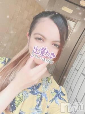 長野デリヘル バイキング のえる 激熱ハーフ系美少女(20)の7月27日写メブログ「出勤してます?」