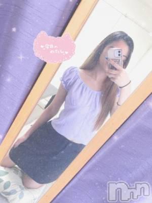 長野デリヘル バイキング のえる 激熱ハーフ系美少女(20)の8月6日写メブログ「あちあち??」
