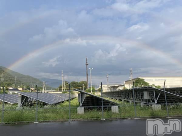 袋町キャバクラClub Lusso(クラブ ルッソ) ひめかの7月23日写メブログ「奇跡⁉🌈」