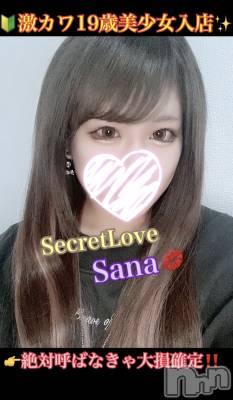 さな☆S級美形美女(19) 身長163cm、スリーサイズB83(C).W58.H84。新潟デリヘル Secret Love(シークレットラブ)在籍。