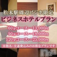 松本デリヘル スイートパレスの3月8日お店速報「お得なビジホプランで(^_-)-☆」