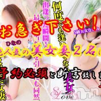 新潟デリヘル Secret Love(シークレットラブ)の9月7日お店速報「急募絶品美女妻ひなの清楚美人妻ななみ予約困難な2名にアリ」