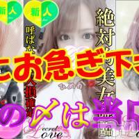 新潟デリヘル Secret Love(シークレットラブ)の1月20日お店速報「お急ぎ下さい極姫ギャルひめか清純ロリあいか超人気若妻ゆあ」