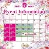 袋町キャバクラ Club Grow(クラブグロウ)の5月2日お店速報「🎏5月イベント情報🎏」