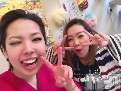 長野ガールズバーCAFE & BAR ハピネス(カフェ アンド バー ハピネス) はぴねす☆あみ(27)の3月9日写メブログ「ぺいっ」