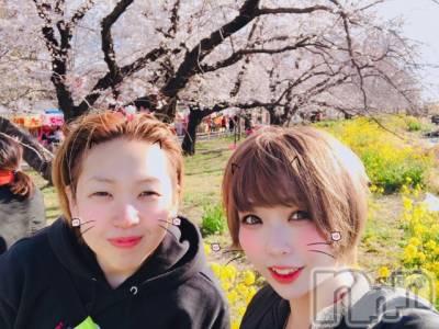 長野ガールズバーCAFE & BAR ハピネス(カフェ アンド バー ハピネス) はぴねす☆あみ(27)の4月12日写メブログ「はーなーみーー」