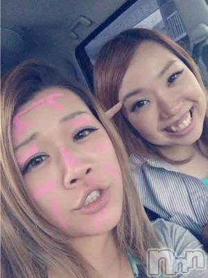 長野ガールズバーCAFE & BAR ハピネス(カフェ アンド バー ハピネス) きのした(23)の6月28日写メブログ「顔がwww」