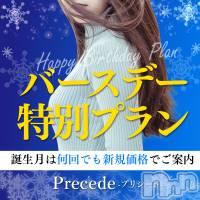 松本デリヘル Precede 本店(プリシード ホンテン)の2月5日お店速報「本日は少数精鋭!!ご予約は早い物勝ちです!」