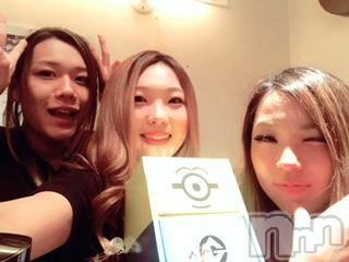 長野ガールズバーCAFE & BAR ハピネス(カフェ アンド バー ハピネス) やました(24)の8月16日写メブログ「今日の出勤!」