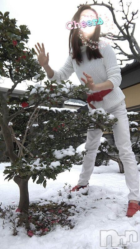 長岡メンズエステParisie-パリジェ-(パリジェ) 予約可能:さくら(36)の2019年2月13日写メブログ「真冬に⭐満開」